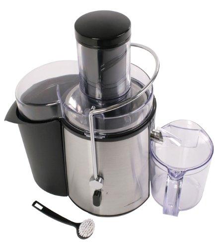 Jago centrifuga spremiagrumi automatico in acciaio inox 850 w - Spremiagrumi automatico da casa ...