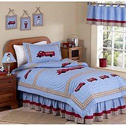 Jojo Designs Blue 3-piece Full/ Queen-size Comforter Set