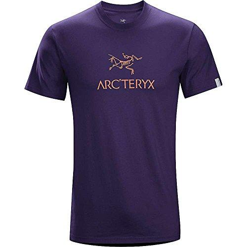 Arcteryx Arc 39 Word Ss T Shirt Men 39 S Noche Large Apparel