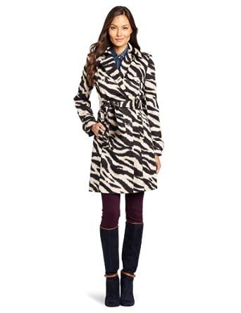 加产Anne Klein Women's Trench Coat女士风衣$74.23
