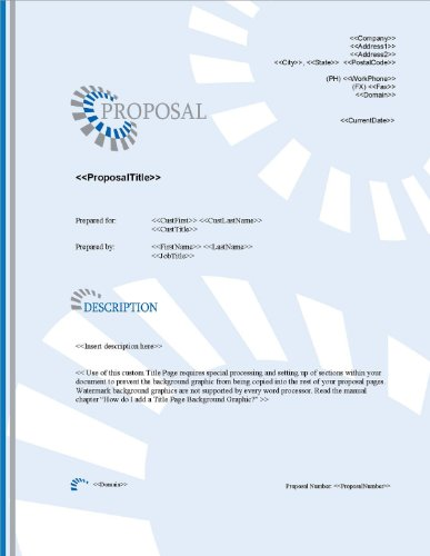 Proposal Pack Contemporary #13 V15.0 - 2014 front-798956