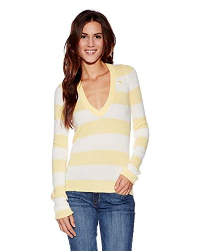 Abercrombie & Fitch Pullover [Giallo]
