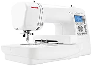 Janome 001200E Memory Craft Embroidery Machine