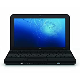 HP Mini 110 10.1-Inch Mobile Broadband Netbook with Windows 7 (AT&T)