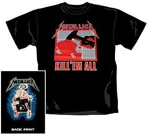 METALLICA - KILL EM ALL T-Shirt Größe: L