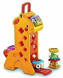 Fisher-Price Peek-a-Blocks Tumblin' Sounds Giraffe Children, Kids, Game