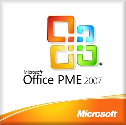 Microsoft Office PME 2007 OEM – pack de 1, 1 poste (licence uniquement, pas de CD-Rom)