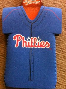Philadelphia Phillies Bottle Jersey Koozie at Amazon.com