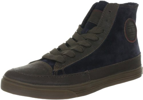 Tommy Hilfiger Men's VINCENT 1 Trainers FM56814812 Midnight/Dark B 9.5 UK