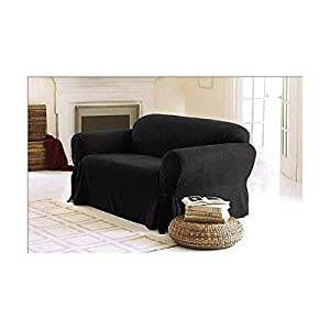 Sofa Couch Cover Slipcover 3 Pc Set Sofa