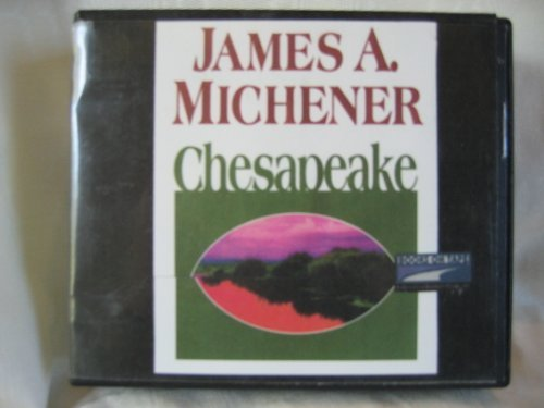 Chesapeake by James A. Michener Unabridged CD Audiobook (James Michener Centennial compare prices)