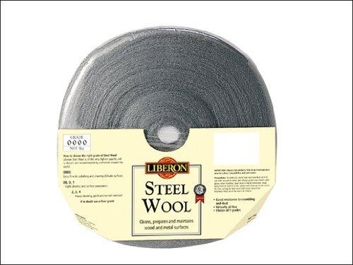 Liberon 015073 Steel Wool 0000 1kg (Liberon Steel Wool 0000 compare prices)