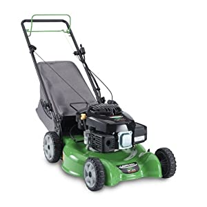 Lawn Boy 10606 20-Inch 149cc 6-1/2 GT OHV Kohler Gas Powered Self Propelled Lawn Mower With Electric Start by The Toro Company