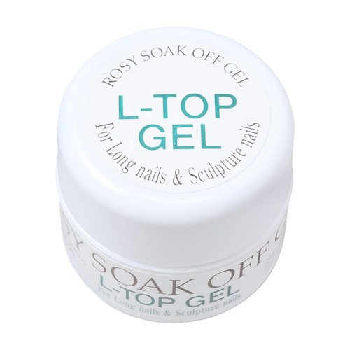 ROSY SOAK OFF LーTOPジェル 9ml