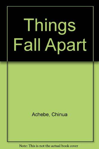 Buchseite und Rezensionen zu 'Things Fall Apart' von Chinua Achebe