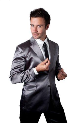 Premium Grey Suitjamas L