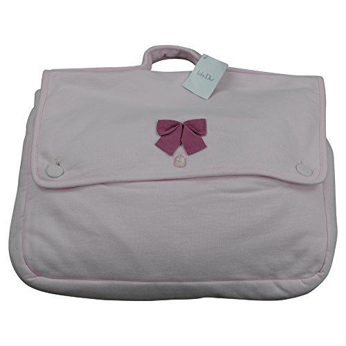 christian-dior-dior-christian-dior-couverture-pour-bebe-fille-et-sac-cadeau-pour-bebe-rose-100-coton
