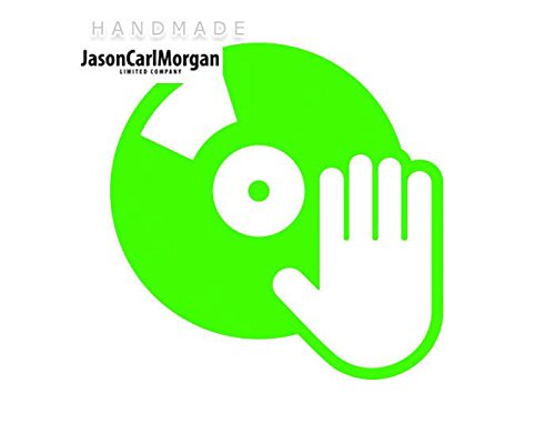 JCM ¨ Eisen auf DJ Aufkleber EU Zum Aufbügeln, DJ Green