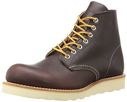 Red Wing红翼 6寸 Round Toe Boot 8152 经典男靴