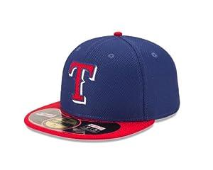 MLB Texas Rangers Diamond Era 59Fifty Baseball Cap by New Era