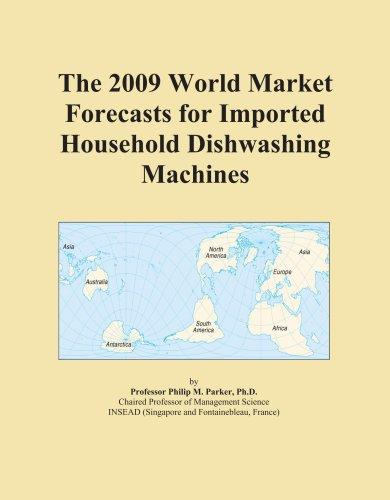 The 2009 World Market Forecasts For Imported Household Dishwashing Machines front-569492