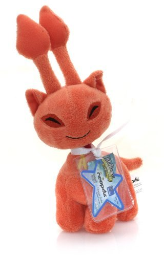 Neopets Plush Series 4 - Orange Aisha