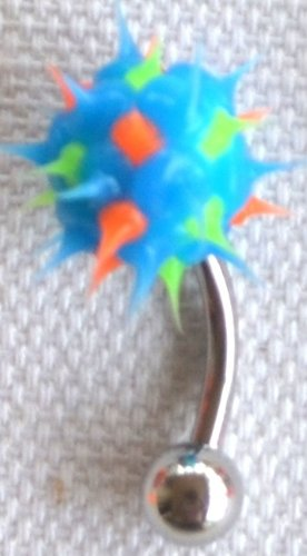 Ball Belly Button Ring (Brand New)