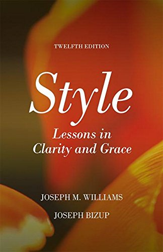 style-lessons-in-clarity-and-grace-12th-edition