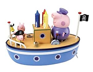 Peppa Pig Bathtime Boat Toy