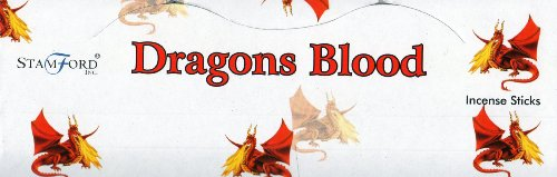 Dragons Blood Incense Sticks  Single Packet  ** Price includes delivery**