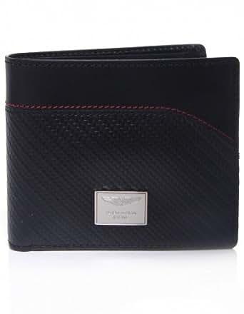 Hackett Men's Aston Martin Racing Wallet OS Black