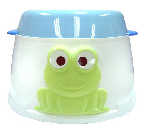 BeBeLove 3 in 1 Frog Potty, Plastic (81818F)