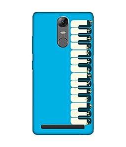 Lenovo K5 Note Designer / Printed Back Cover -(pioano)