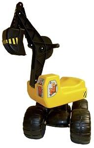 Glow2B Spielwaren 1001088 - Sitzbagger