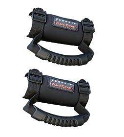 Classic Accessories QuadGear UTV Hand Holds (Black)
