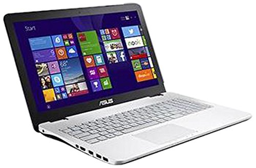 ASUS N551JK-CN023H PC Portable 15″ Argent (Intel Core i7, 8 Go de RAM, 1000 Go, Nvidia GeForce GTX850M, Windows 8.1)