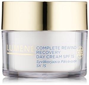 Lumene Complete Rewind Recovery Day Cream SPF 15, 1.7 Fluid Ounce