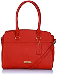 Caprese Women's Tote Bag (Deep Red)