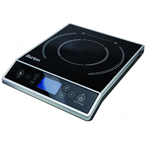 Max Burton 6400 Digital Choice Induction Cooktop 1800 Watts LCD Control (Max Burton Induction Cooktop compare prices)