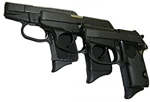 Pearce Grips PG-380 Grip Extension, fits Beretta 3032 Tomcat, Kel-Tec P3AT, Bersa 380