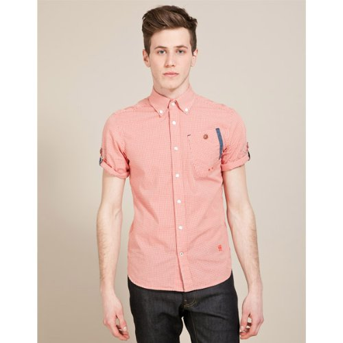 G-Star New Shirt - Red - Mens