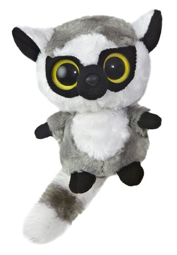"Aurora World YooHoo Lemmee Lemur 5"" Plush - 1"