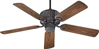 """52"""" Portside 5 Blade Patio Ceiling Fan Finish: Toasted Sienna"""
