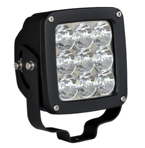 Sae (Sw12219A-B) Black 24W Square High Performance Led Spot Light