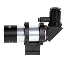 Explore Scientific VFEI0850-RA 8x50 Right Angle Erect Image Illuminated Finder Scope