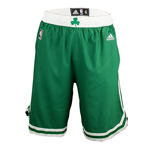 Adidas Intnl Swingman Celtics Short Basket, Multicolore, L