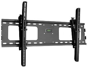 "Black Adjustable Tilt/Tilting Wall Mount Bracket for Panasonic Viera TC-P60ST60 60"" inch Plasma HDTV TV/Television"