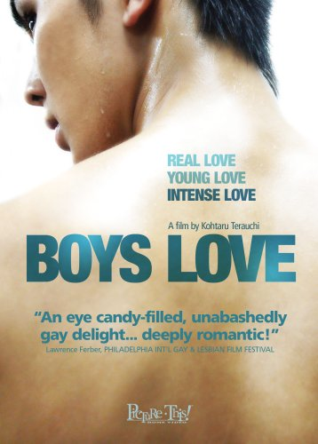 Cover art for  Boys Love