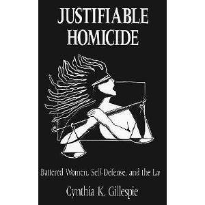 an analysis of justifiable homicide In a summary of the facts listed in darragh's letter to the sheriff's office,  there  were 331 cases of justifiable homicide in 2016 defined as the.