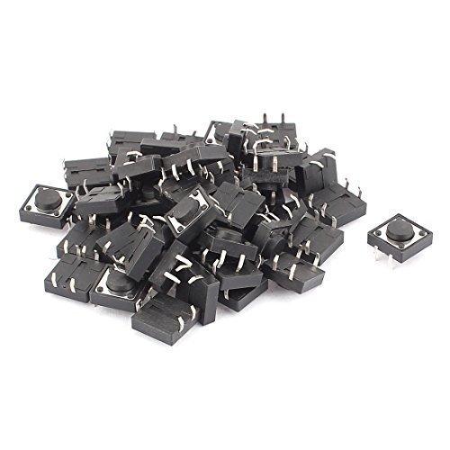sourcingmapr-momentane-tactiles-4-terminal-commutateur-bouton-poussoir-12mmx12mmx5mm-50-pieces